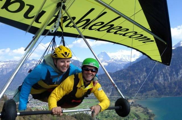 Interlaken Hang-gliding Tandemflights - WAUG - Explore More