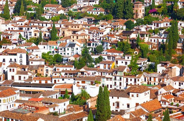 Albaicin & Sacromonte Panorama Tour - WAUG - Explore More